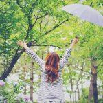 ヨガで梅雨の不調を解決!梅雨をスッキリ乗り切るポーズ