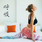 呼吸とヨガの相乗効果。ヨガで得る瘦せ体質について