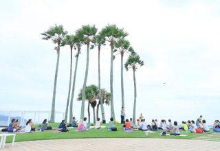 [4月7日(日)開催]SHONAN BEACH YOGA@リビエラ逗子マリーナでビーチヨガ